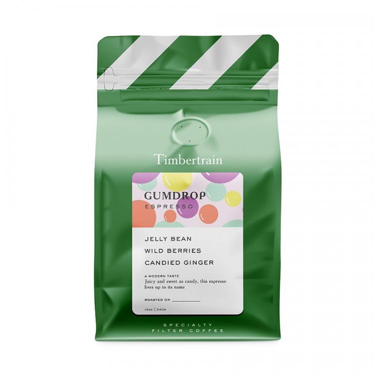 timbertrain coffee gumdrop front1 -