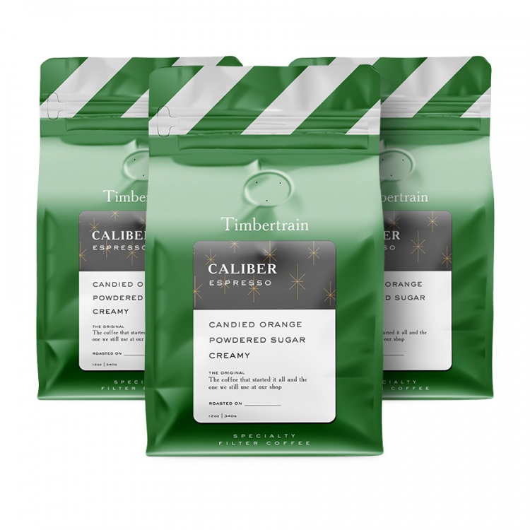 CaliberTrio 1 - coffee subscription