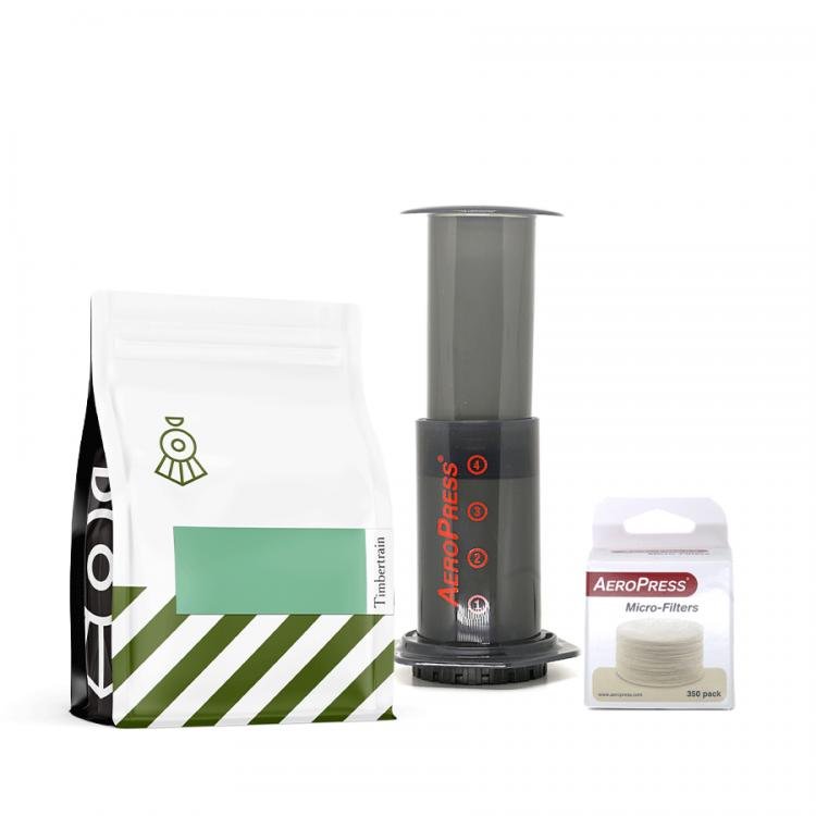 Coffee Aeropress 4 -