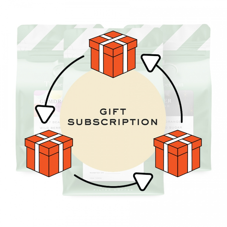 subscription gift -