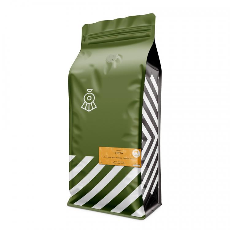 Vista Bag 5lb 1 - Coffee